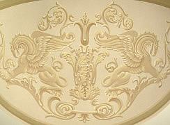 Орнаменты в росписях в СПб